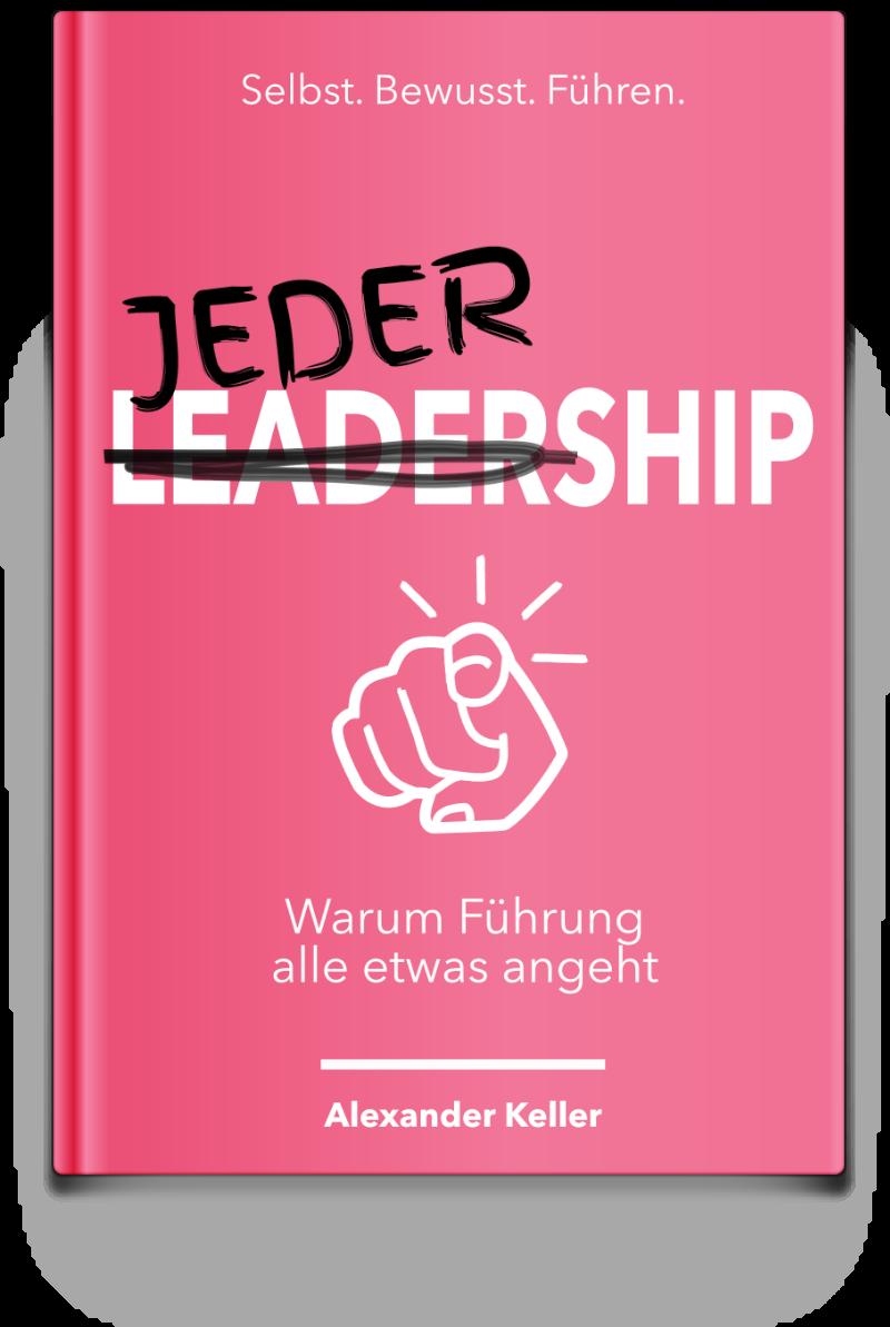 Jedership – Warum Führung alle etwas angeht