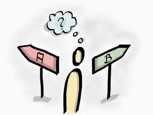 Wie du einfach und bewusst bessere Entscheidungen triffst