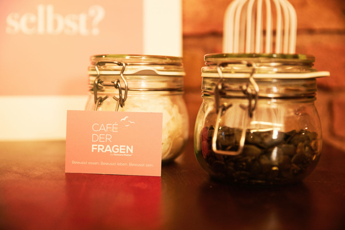 Café der Fragen Berlin