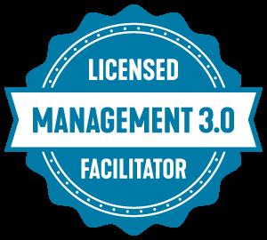 management 3.0 facilitator badge