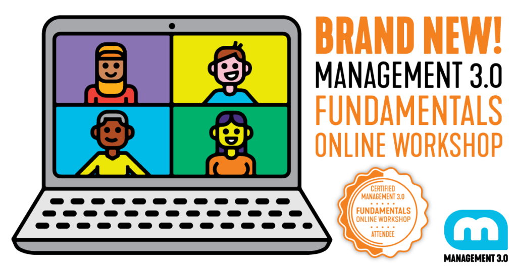 Management 3.0 Fundamentals Online